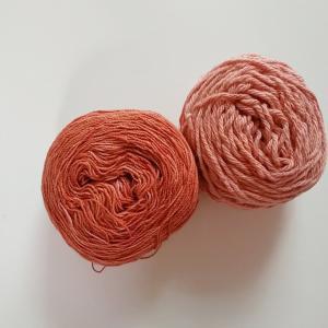 いよいよ今日、気持ちが上がる草木染めセットの発売開始です
