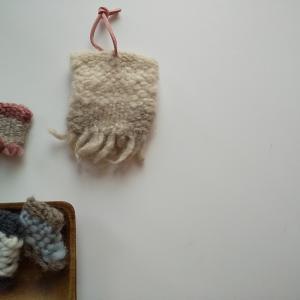 手紡ぎの糸を使ったら何がいいの?