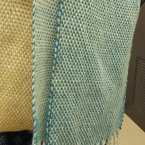 たくさん使いたい♪~手織りのマフラー