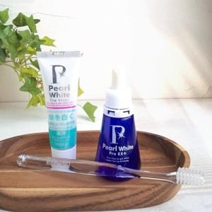 歯の着色汚れがスッキリできる実力派パールホワイトプロEXプラス