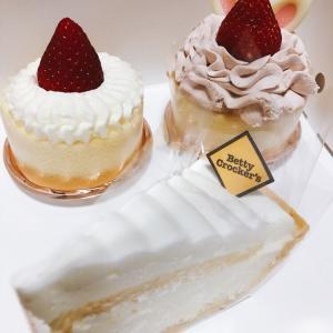 ベティークロッカ-ズのレアチーズケーキ