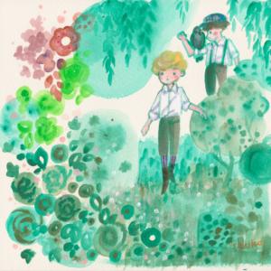 秘密の花園☆ディコンとコリンお坊ちゃま