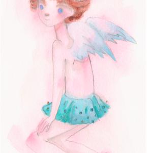 天使☆夏に描いた