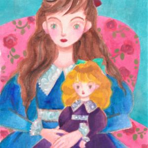 小公女☆セーラとお人形