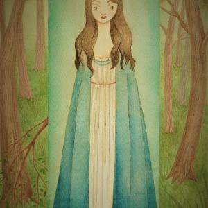 白雪姫☆森の中