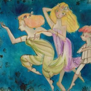 夏の夜の夢☆シェイクスピアの妖精さんたち