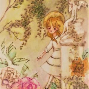 秘密の花園☆メアリーお嬢様