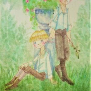 秘密の花園☆ディコンとコリン