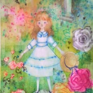 秘密の花園☆花園とメアリーお嬢様