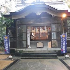 大嘗祭当日祭を斎行いたしました。