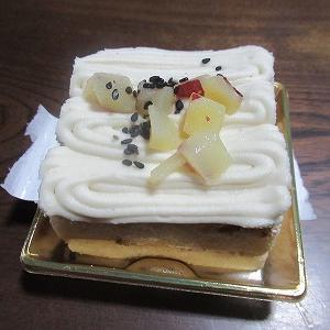 宗二郎のバースデーケーキ