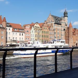 Gdańsku 旅行