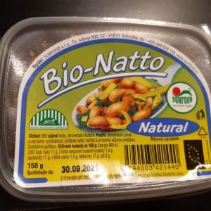 ポーランドで食べた納豆