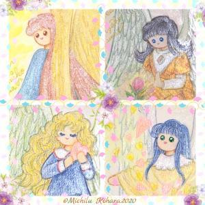 『あなたの天使を描きます♪《天使便♡》』のご案内です(^o^)/☆