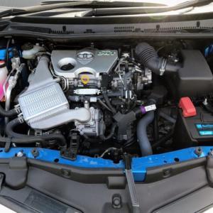 トヨタ オーリス(NRE185H)5年目(2回目)車検費用