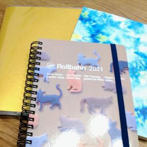 2021年の、ビジネスの三種の神器(手帳)が到着☆