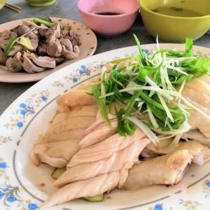 ペナンのチキンライス @ Kafe Kheng Pin 群宾茶餐室