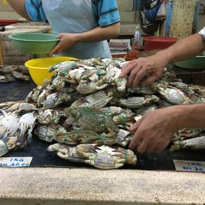 イポーで一番大きな市場へ @ Pasar Besar Ipoh