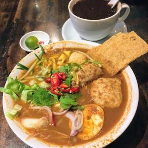 イポー/オールドタウンのカフェ @ Lim Ko Pi