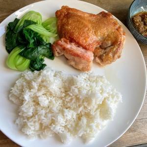 【おうちごはん】油淋鶏&バクテー(肉骨茶)
