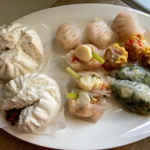 【GrabFood】点心 @ Restoran Chooi Yue Dim Sum