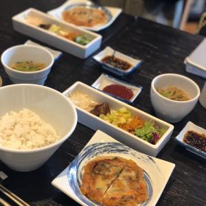 ご褒美は韓国料理
