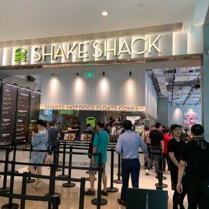 shake shack★ケリーセンター