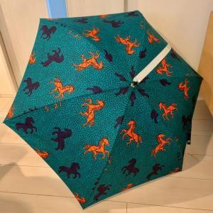 アフリカン柄★傘購入