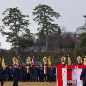 2020年金沢市消防出初式(前編)