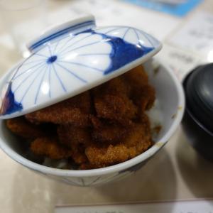 ソースカツ丼「ふくしん」
