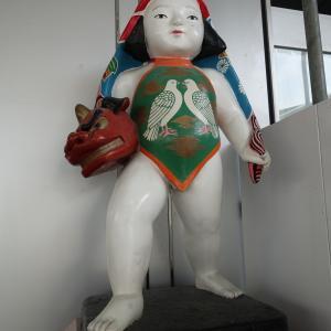 金沢駅の郵太郎