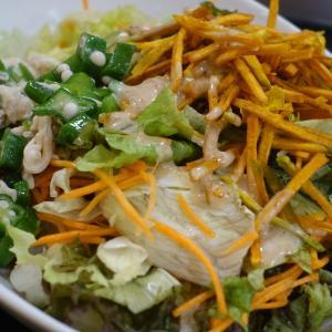 コクうまサラダうどん野菜増量