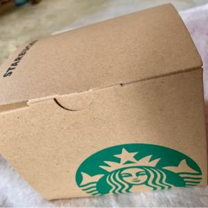 Starbucksで♪ケーキお買い物(pq・v・)+°