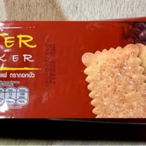 チェンマイ♪BIG-Cで買ったクラッカー(*´艸`)
