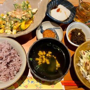 沖縄風喫茶店♪藍風でランチ(pq・v・)+°
