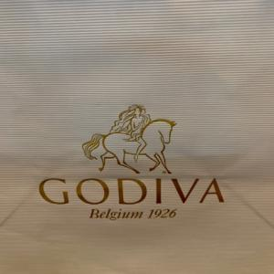 GODIVAのポイントで♪ショコリキサーo(*^▽^*)o