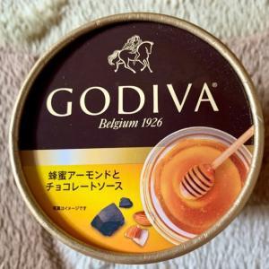 スーパーで買った♪GODIVAアイス(*^^)v