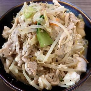 夕ご飯は♪豆腐チャンプル*\(^o^)/*