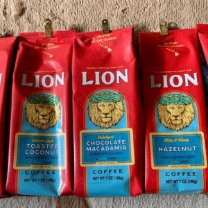 AmazonでLIONコーヒー♪ご注文*\(^o^)/*