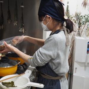 人生100年時代。IB出張料理、試作の日々。気づいたこと。