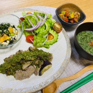お砂糖も油も使わない和食を、自分でレシピ考案できるようになる♪遠隔お料理✨