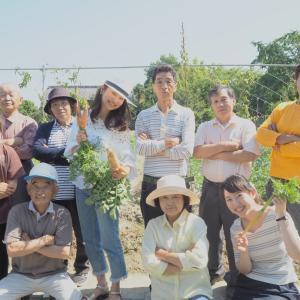 5年目の取り組み。地方創生プロジェクト。無農薬、愛情野菜。