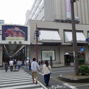 2020.07.11 梅雨の北陸旅1日目(2) 富山城とか