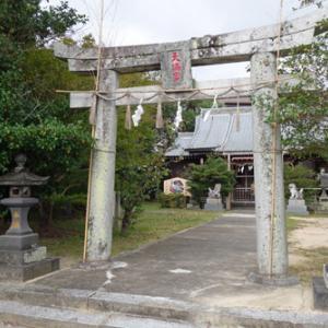 2020.10.11 佐賀旅2日目(2) 唐津城と神社巡り