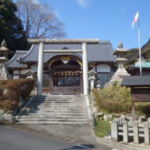 2021.03.14 大津旅(2) 長等神社・三尾神社