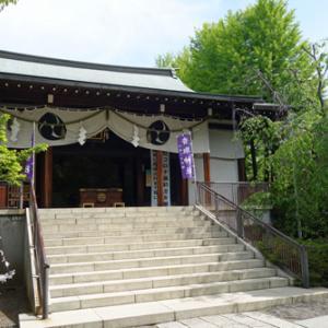 2021.04.24 亀戸から曳舟の神社巡り