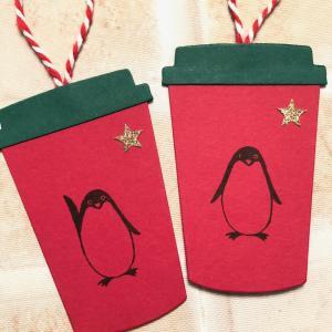 ペンギンコーヒーできました♪