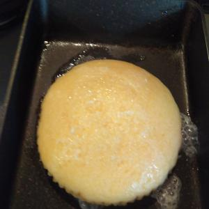 """今日は、""""蒸しパン""""でフレンチトースト風料理。。。。 あとマイナンバーカード"""