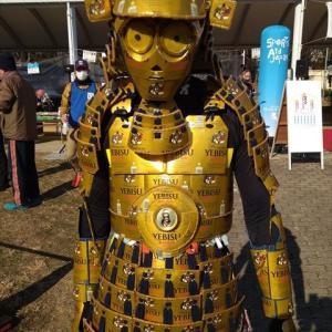 恒例の年越し仮装 所沢航空公園でのマラソン大会