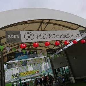 MIFA Football Park 5th anniversary party 〜MIFA秋祭り~